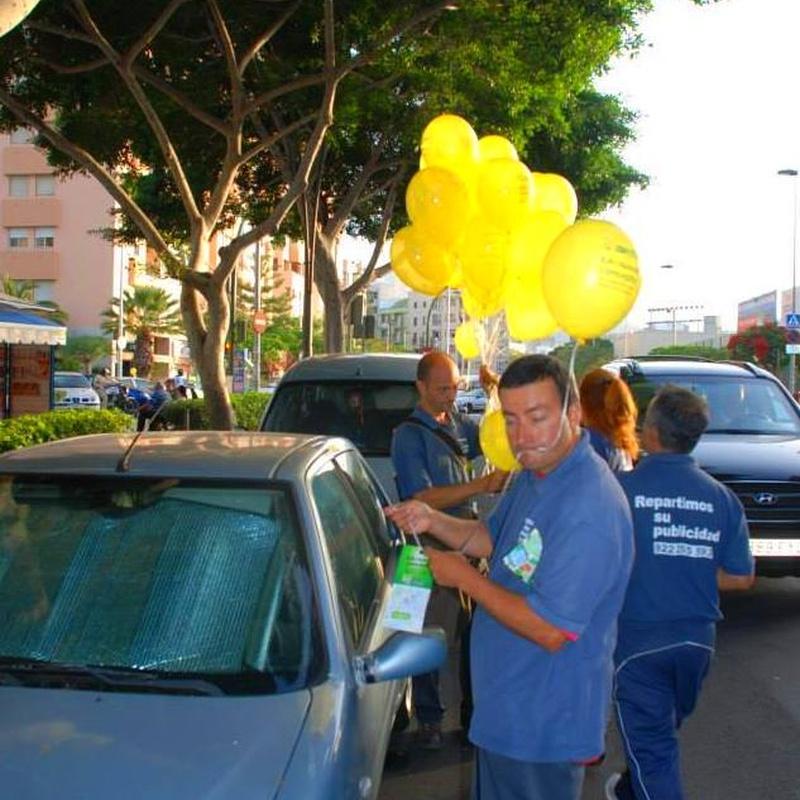 Parabriseo y Perching: Servicios que ofrecemos. de Logística Integral Canaria