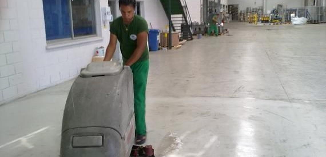 Empresas de conserjería y limpieza en Coslada