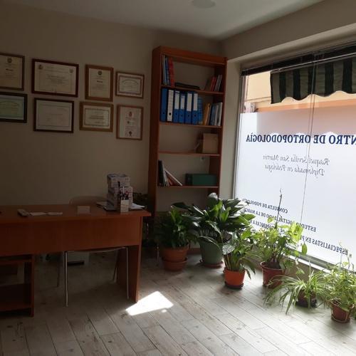Clínica podológicaen Madrid sur