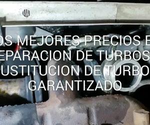 Los mejores precios en turbos nuevos,reparados y de sustitución