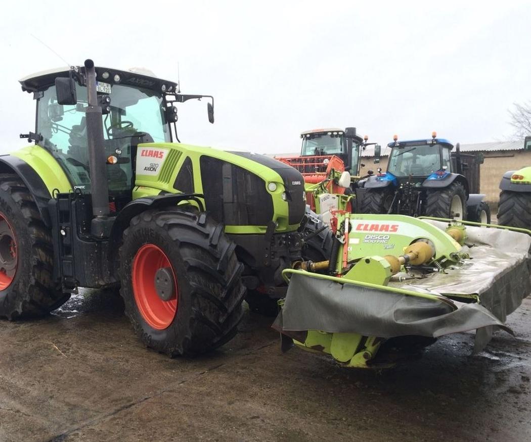 Cuidados básicos del tractor