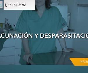 Clínica veterinaria en Terrassa |  Consultori Veterinari Can Parellada