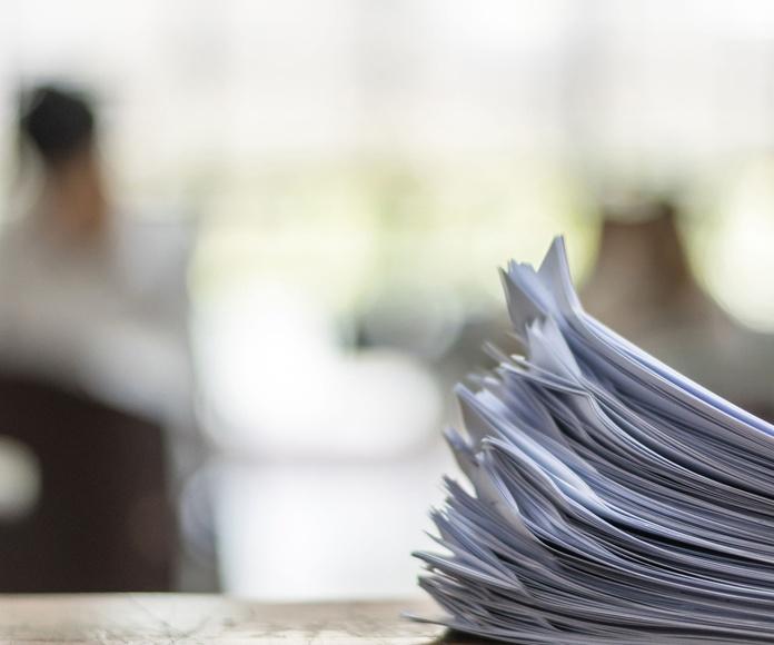 Servicios periódicos desde 49€ al mes: Servicios de Servicio Integral de destrucción de documentos