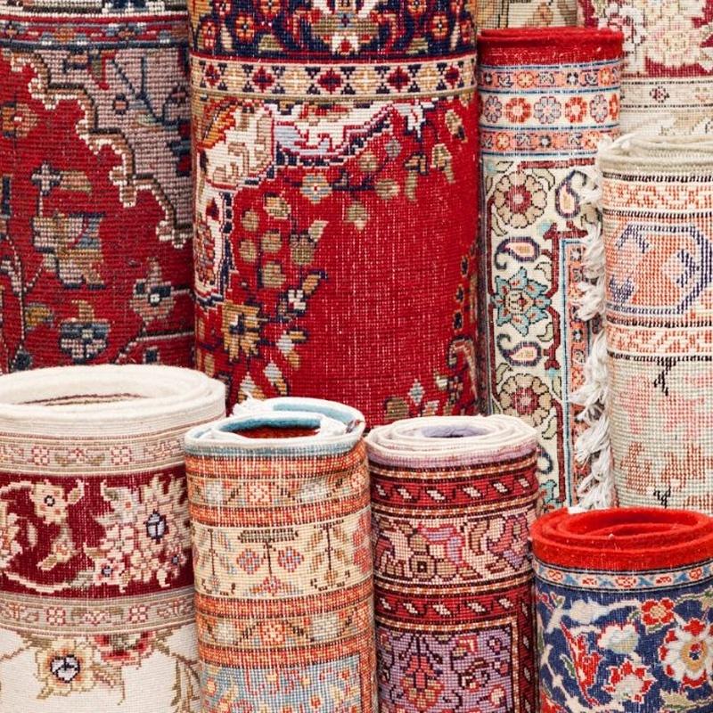 Alfombras y ropa de hogar: Servicios de Tinte Gales