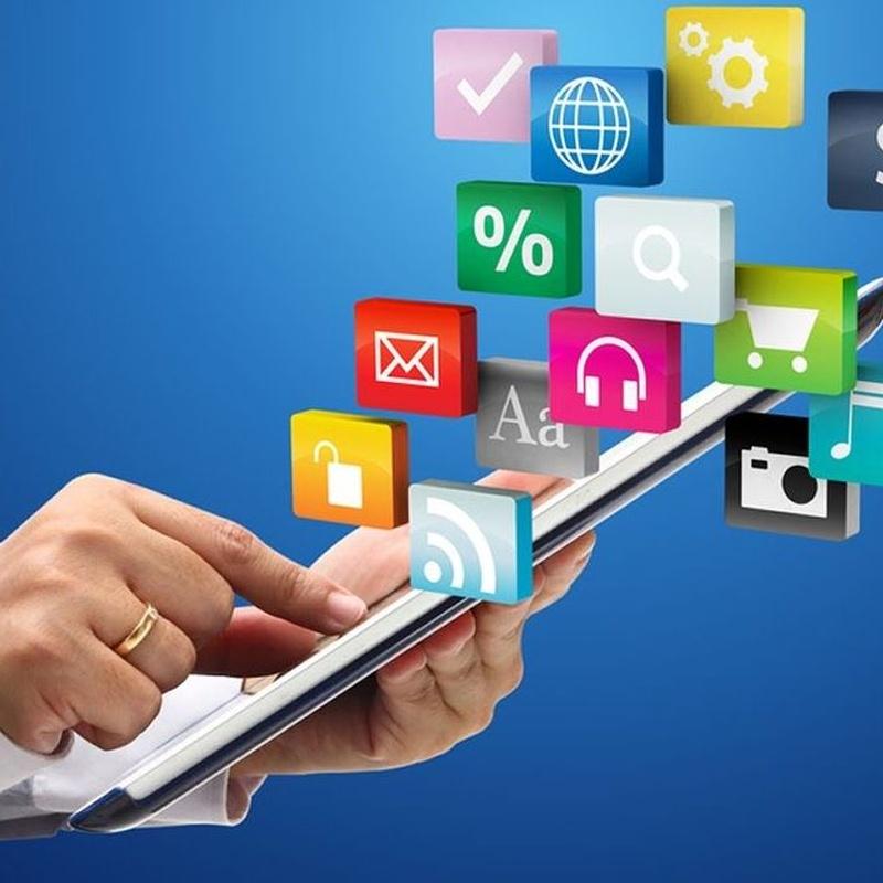 Apps: Servicios de Vodaworld Comunicaciones