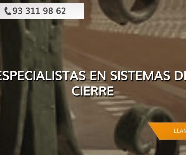 Duplicado de llaves en Sant Andreu, Barcelona | Serralleria C.P.G.