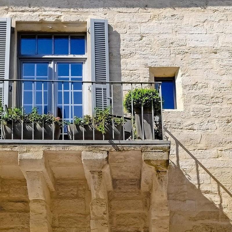 Balcones de aluminio: Servicios de .