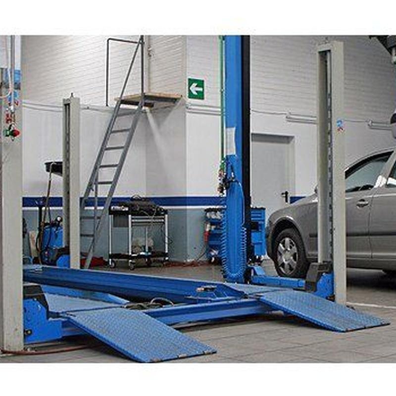 Mecánica: Servicios de Talleres Valdespartera