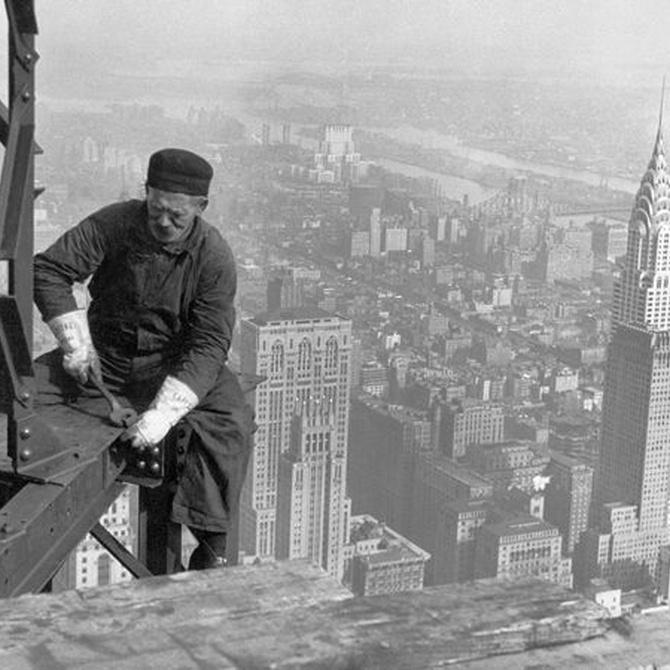 La historia del hierro en la construcción