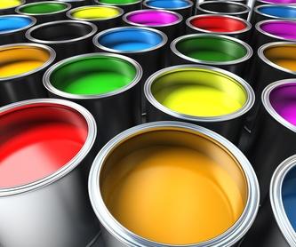Color y tintométrica: Productos y servicios de Pinturas TrianaColor