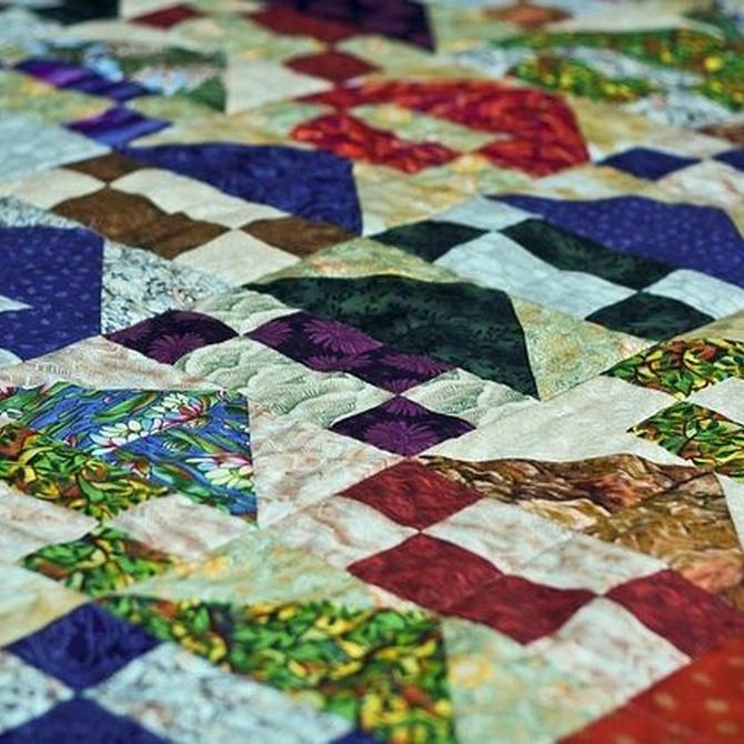 Los puzles de colores nunca pasan de moda
