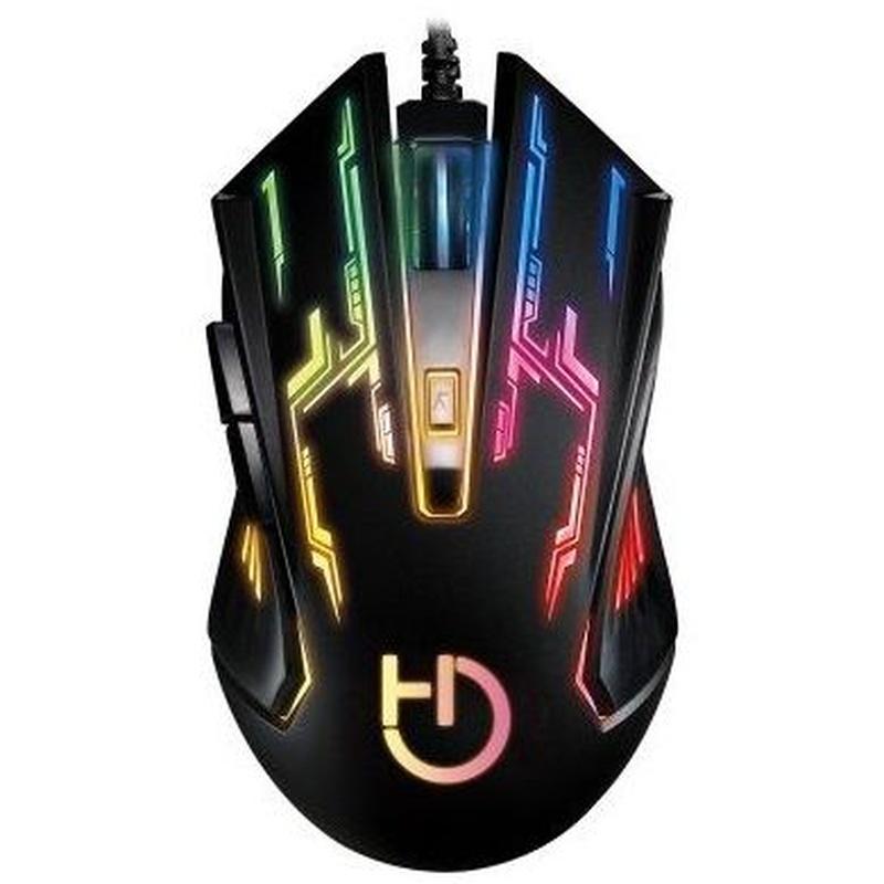 Hiditec Ratón Gaming GX12 2.400 dpi : Productos y Servicios de Stylepc