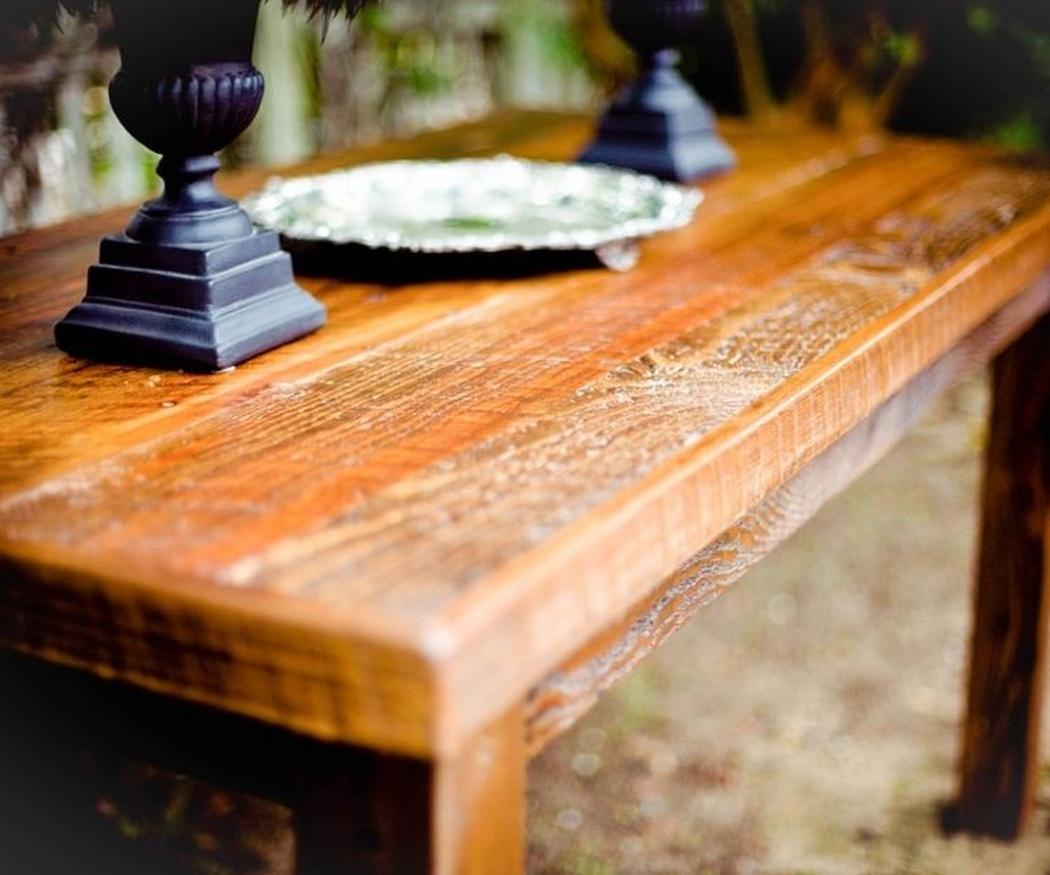 Importante: la eliminación de la carcoma de los muebles
