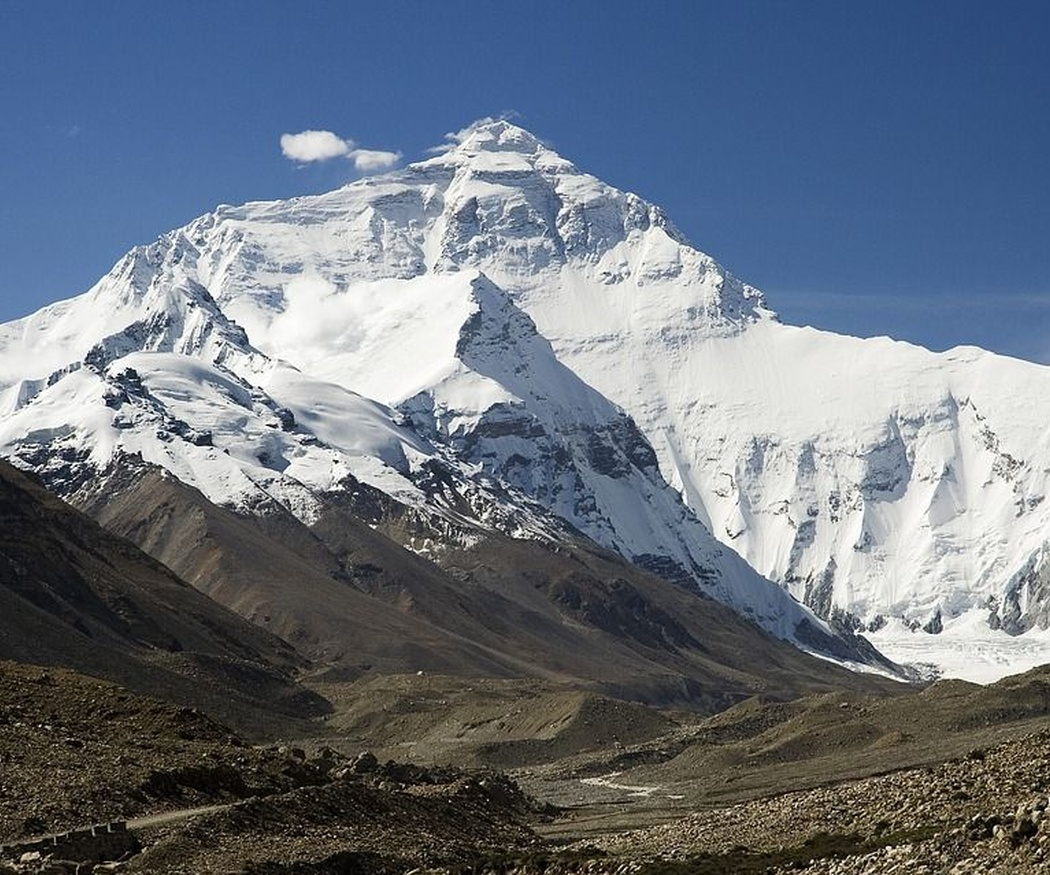 Curiosidades sobre el Everest