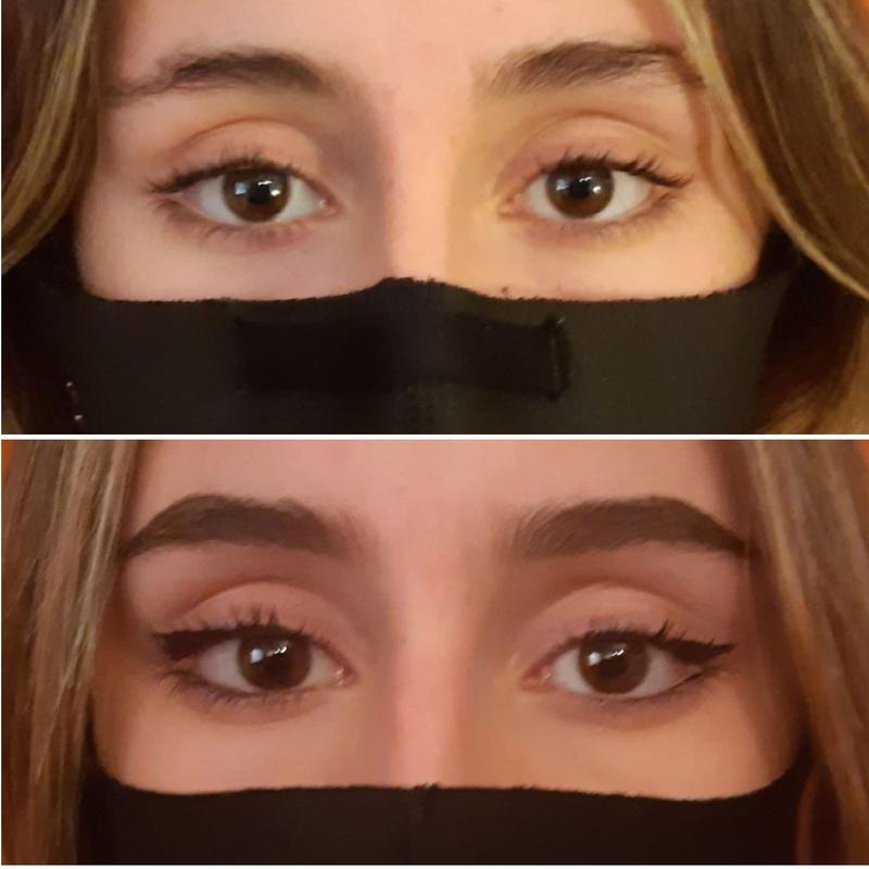 Relleno de cejas: Tratamientos de Donna & Don