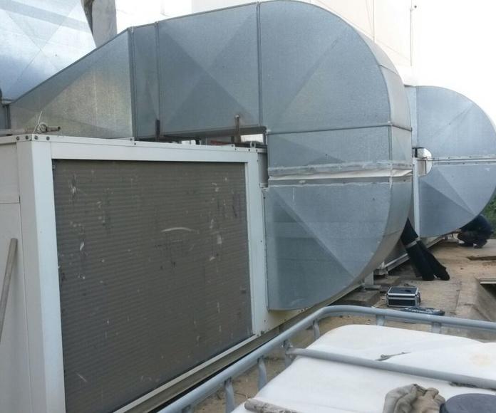 Climatermic climatización industrial