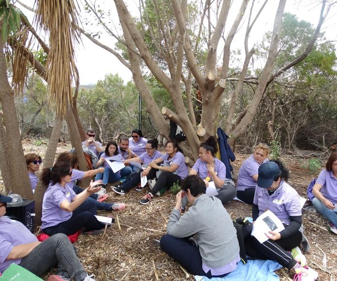 Taller de Mindfullness.: Proyectos y Servicios de Asociación Domitila