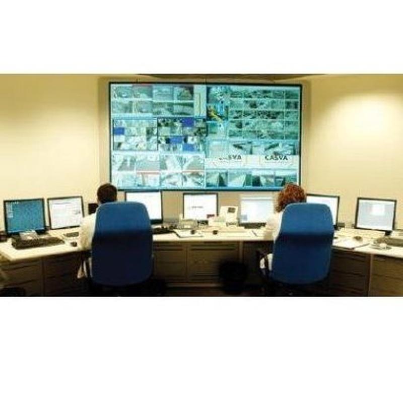 Conexión a Central Receptora de Alarmas: CATÁLOGO de FICHET LEÓN