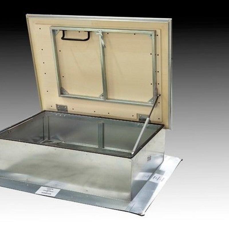 Flexa terraza (cajón abierto)