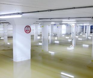 Achiques de garajes inundados
