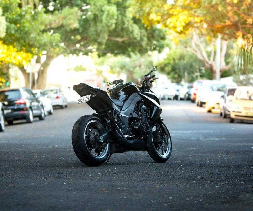 ¿Neumáticos de invierno para tu moto?
