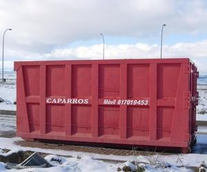 Contenedor para residuos