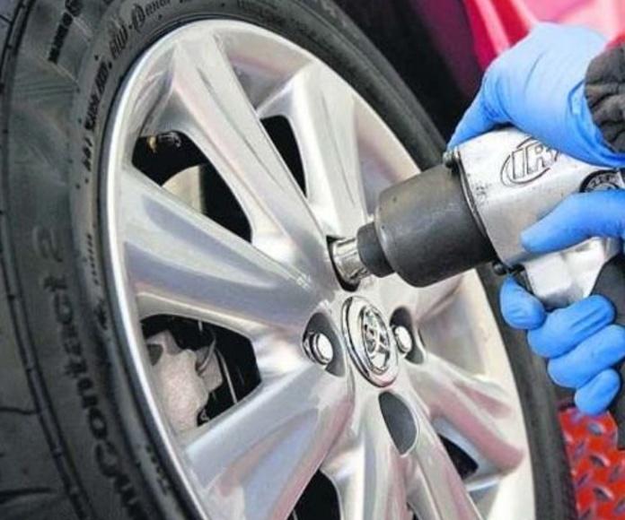 Neumáticos: Servicios de Talleres ARG
