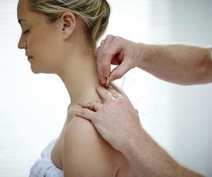 Indicaciones para una sesión de acupuntura