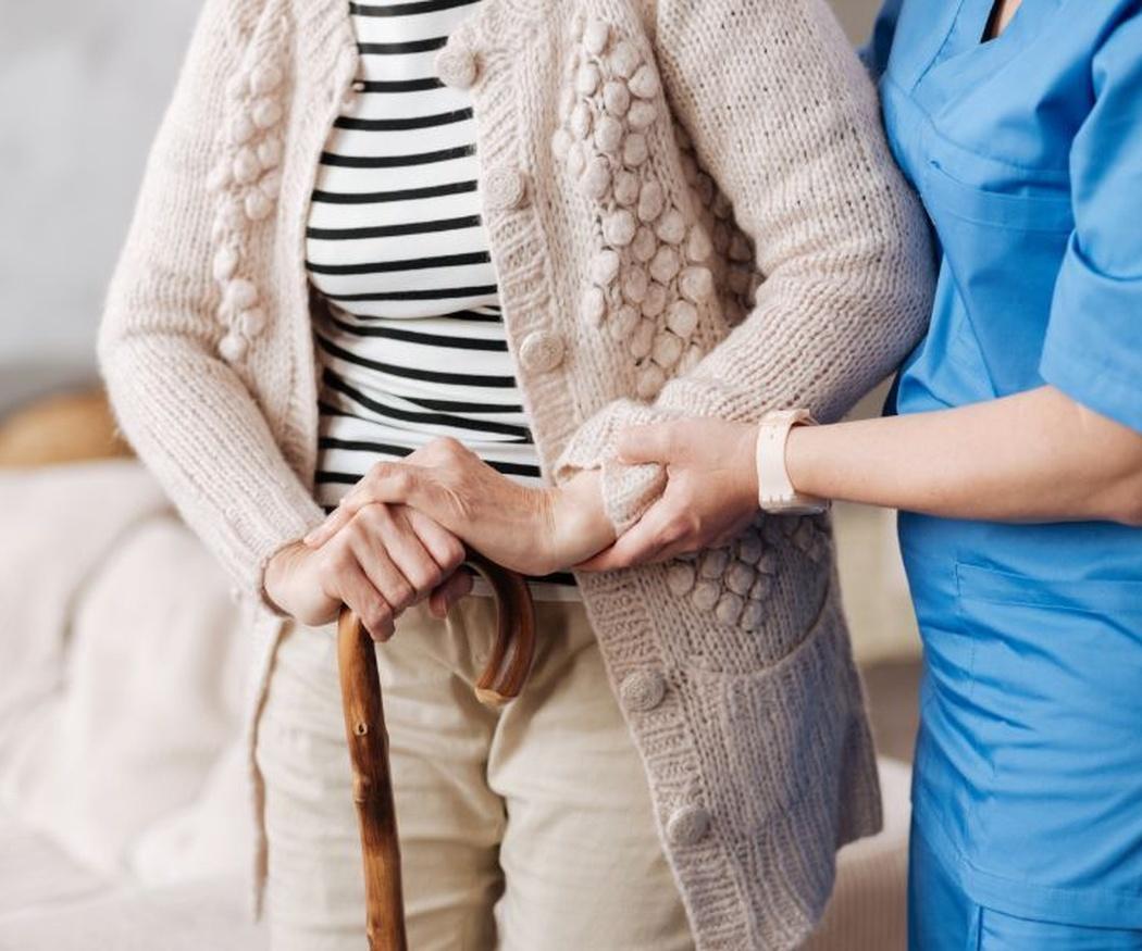 Lesiones más habituales en las personas mayores