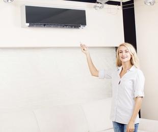 Aire acondicionado para uso doméstico