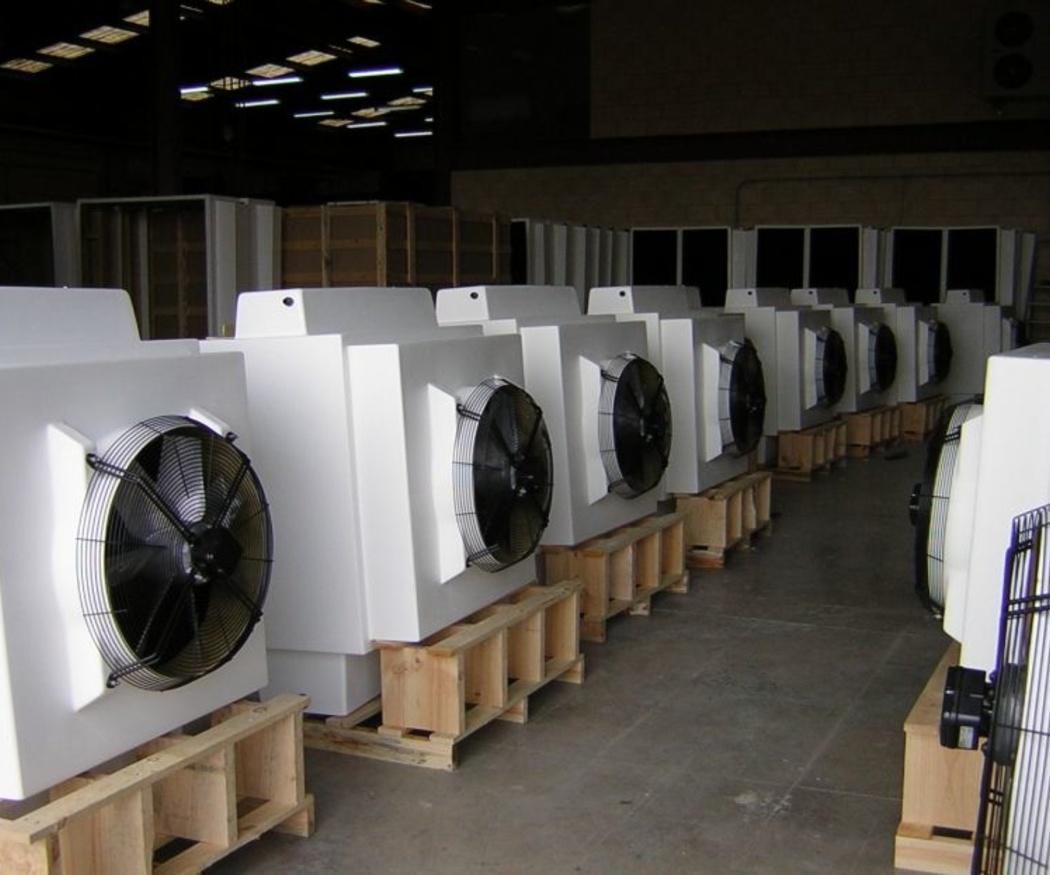 Falsos mitos sobre la refrigeración evaporativa