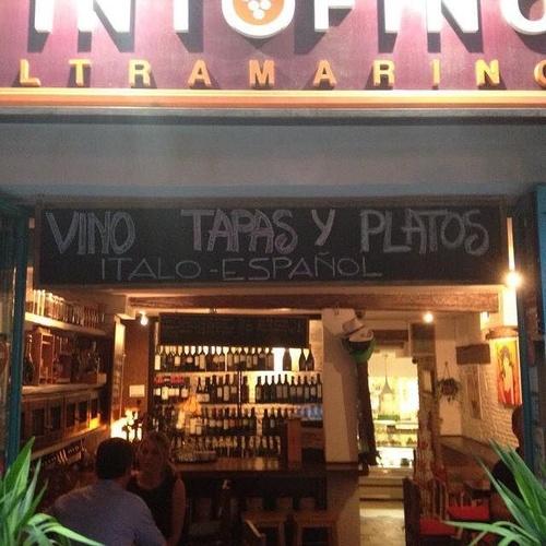 Tapas y vinos en Valencia