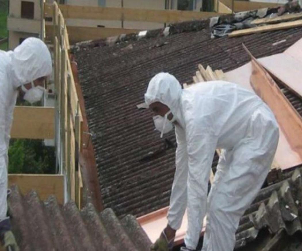 Las sanciones por retirar amianto sin autorización