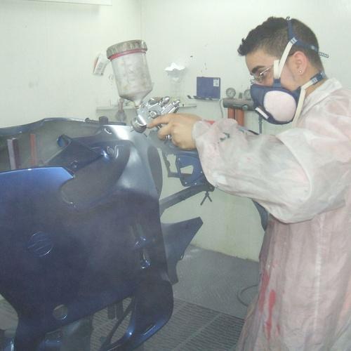Experiencia y profesionalidad en la pintura de automóviles