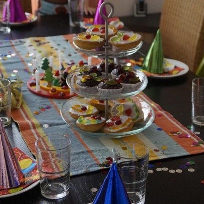 Los mejores artículos para la fiesta de cumpleaños de tus hijos