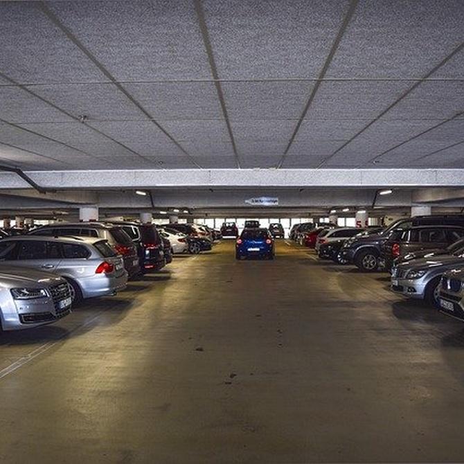 Cerramientos de metal para proteger tu coche