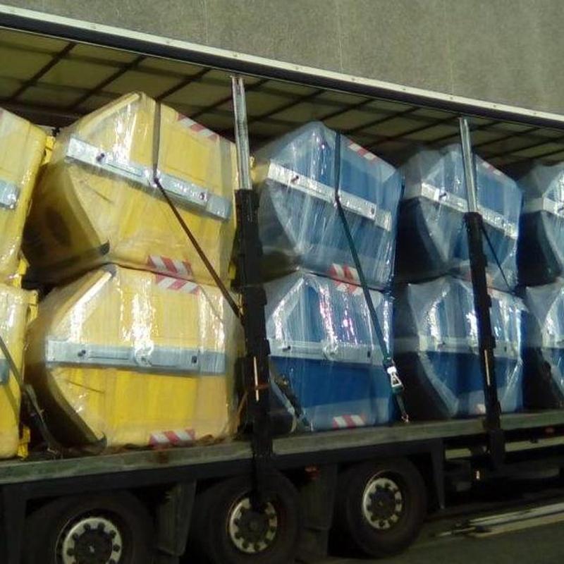 Transporte ligero en Zaragoza