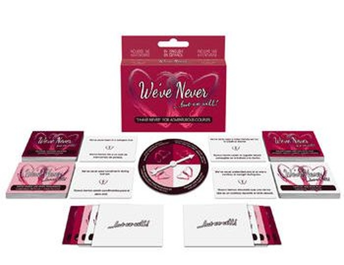WE´VE NEVER: CATALOGO DE PRODUCTOS de SEX MIL 1