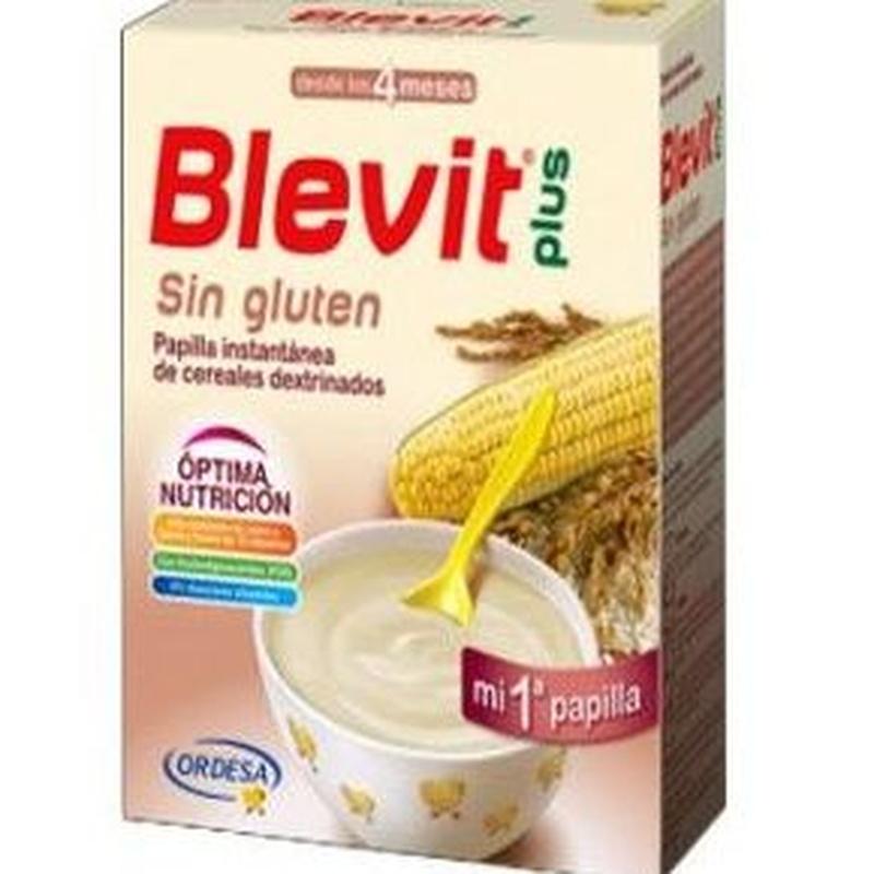 BLEVIT PLUS SIN GLUTEN 700 G: Productos y Servicios de Farmacia-Ortopedia Can Parellada