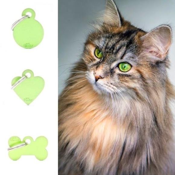 Placas identificación para mascotas.: Servicios de Les Fonts Veterinaria