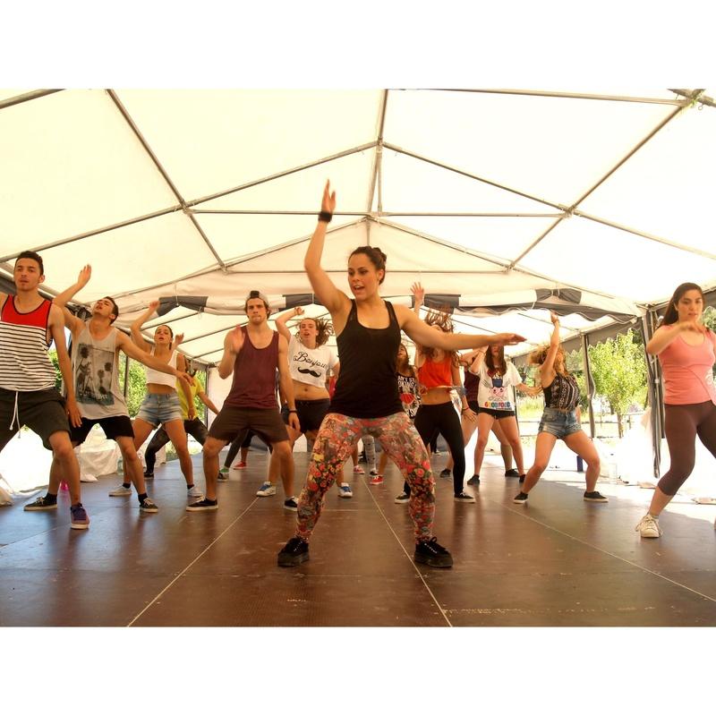 Clases de Dancehall en Valencia: Clases y Campamentos de Dance Center Valencia