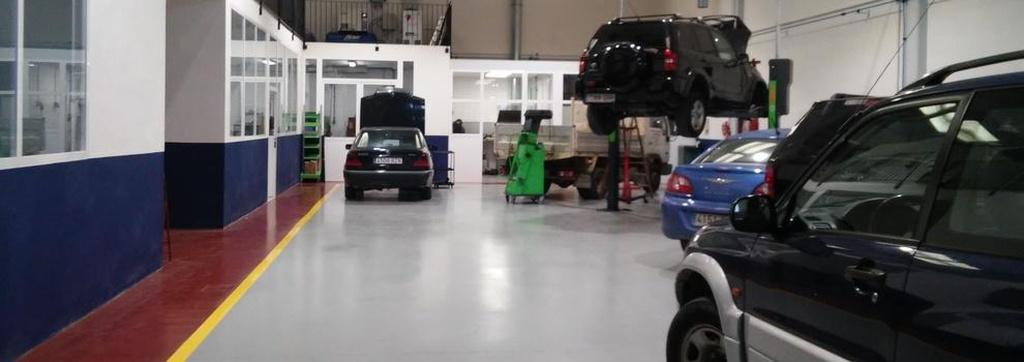 Taller de automóviles en Pincanya | Servi-Diesel Navarro