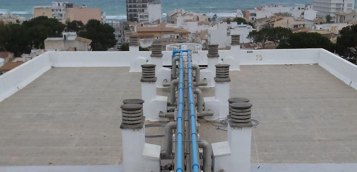 Aire acondicionado para eventos en Mallorca