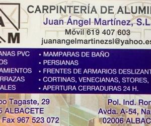Presupuestos carpintería Albacete
