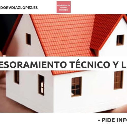 Administración de fincas en Santa Pola | Administrador Vicente Díaz López