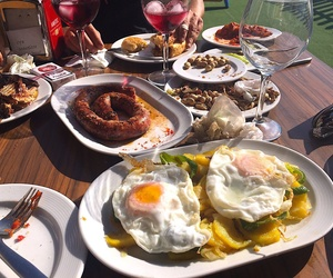 Almuerzos mediterráneos