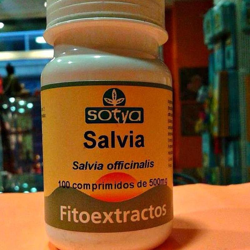 Salvia: Cursos y productos de Racó Esoteric Font de mi Salut