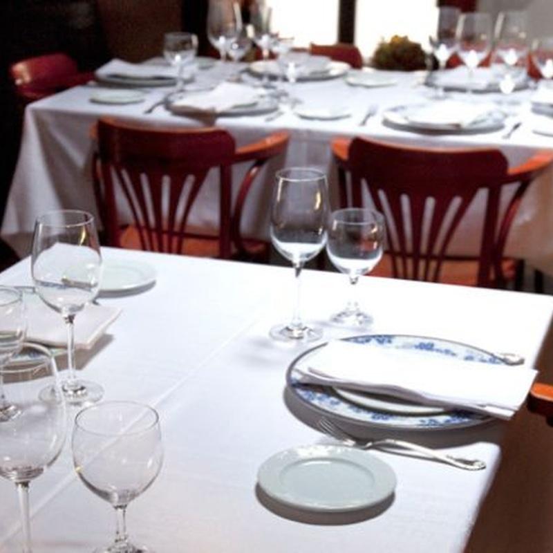 Carta: El Restaurante de Casa Tataguyo