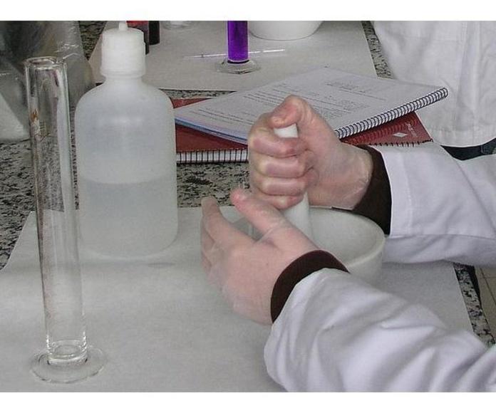 Fórmulas magistrales : Servicios de Farmacia Parque Alameda