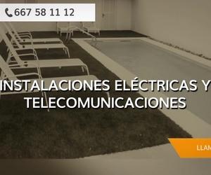 Instalaciones eléctricas en Campos | MGN Instalaciones